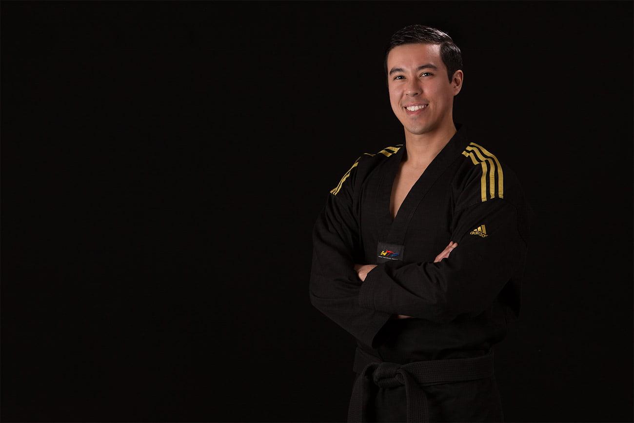 Master Sasha DCR Burlington Taekwondo